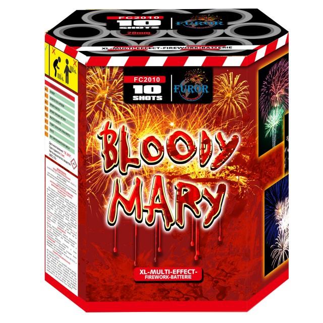 Салют Bloody Mary на 10 выстрелов Фото 1