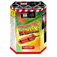 Салют Detonator на 10 выстрелов