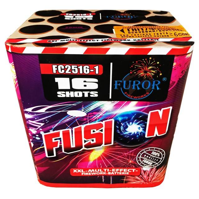 Салют Fusion на 16 выстрелов Фото 1