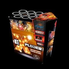 Салют Exploder 2 на 13 выстрелов