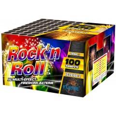 Салют Rock'n Roll на 100 выстрелов
