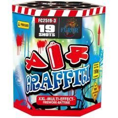 Салют Air Graffiti на 19 выстрелов