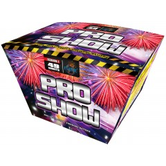 Салют Pro Show на 49 выстрелов
