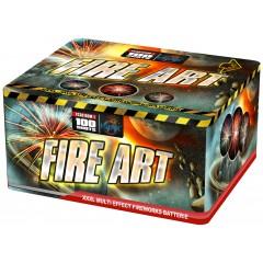 Салют Fire Art на 100 выстрелов