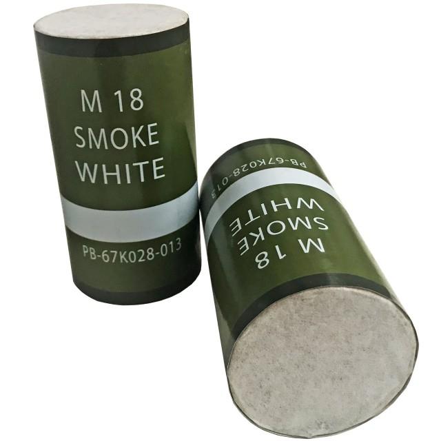 Дымовая шашка M18 c чекой Фото 1