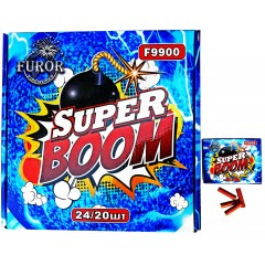 F9900 Петарды Super Boom / Чеснок