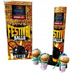 Миномет FESTIVAL BALLS 12 зарядов