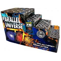 Салют Parallel Universe на 76 выстрелов