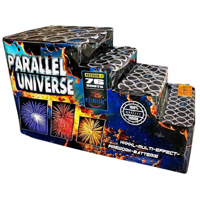 Салют Parallel Universe на 76 выстрелов Фото 1