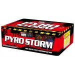 Салют Pyro Storm на 180 выстрелов  Фото 1