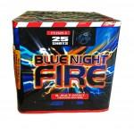 Салют Blue Night Fire на 25 выстрелов Фото 1
