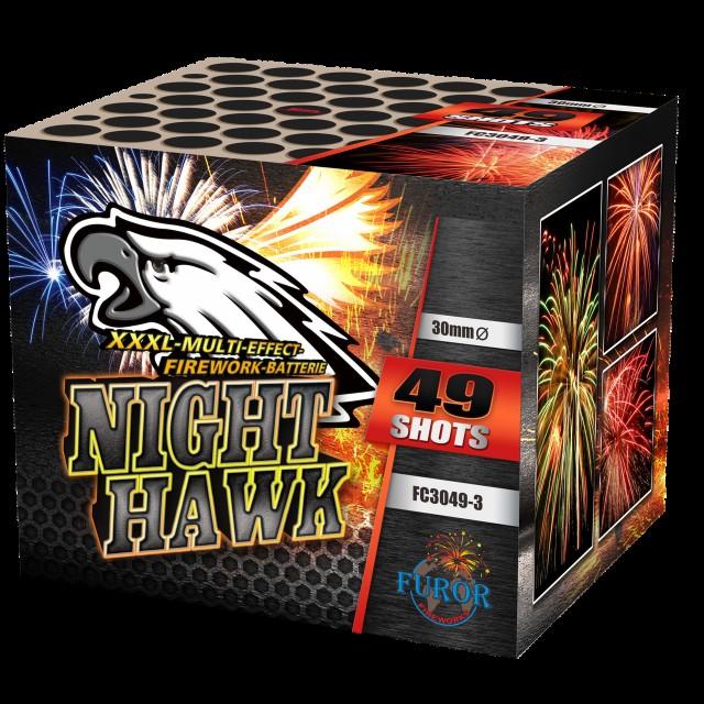 Салют Night Hawk на 49 выстрелов