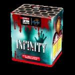 Салют Infinity на 25 выстрелов Фото 1