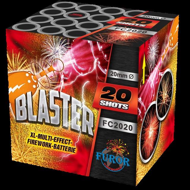 Салют Blaster на 20 выстрелов Фото 1
