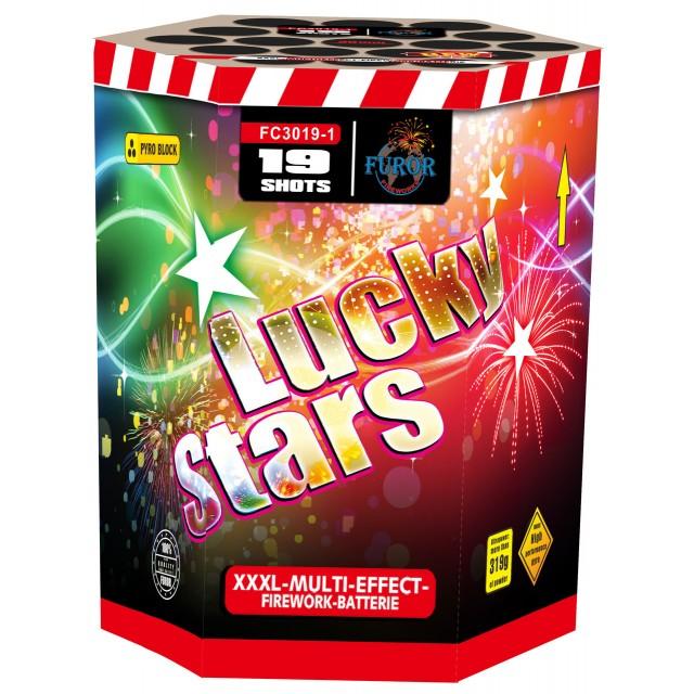 Салют Lucky Stars на 19 выстрелов Фото 1