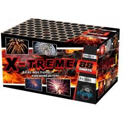 Салют X-Treme на 88 выстрелов